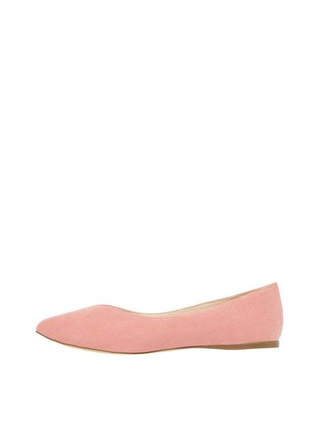 Ballerinas für Frauen - Bianco Ballerinas rosa  - Onlineshop ABOUT YOU