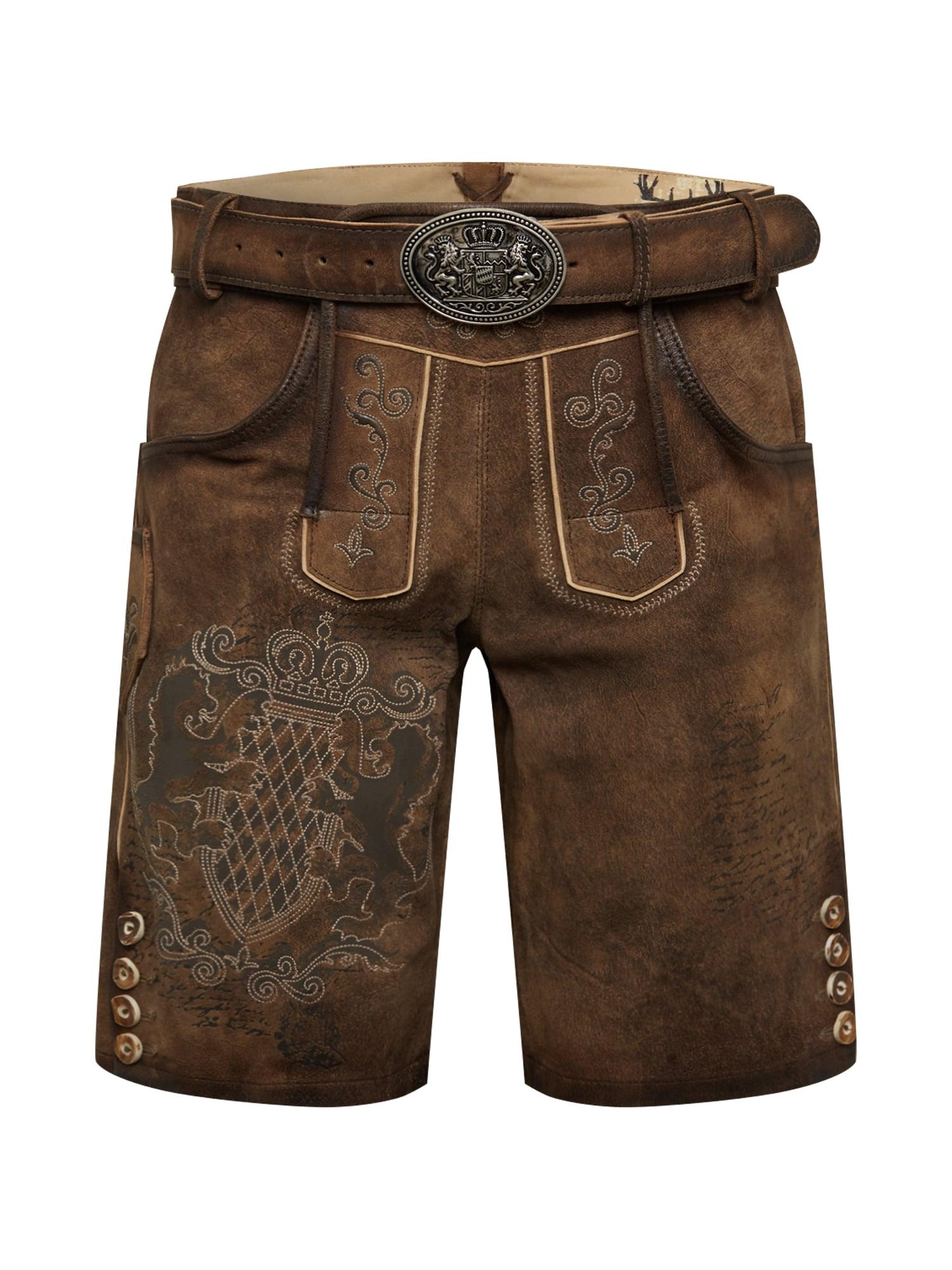 MARJO Kelnės su tradiciniais raštais