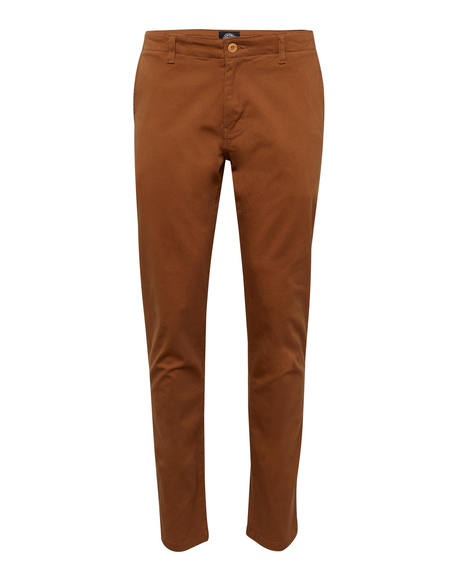 Chino kalhoty Kerman koňaková DICKIES