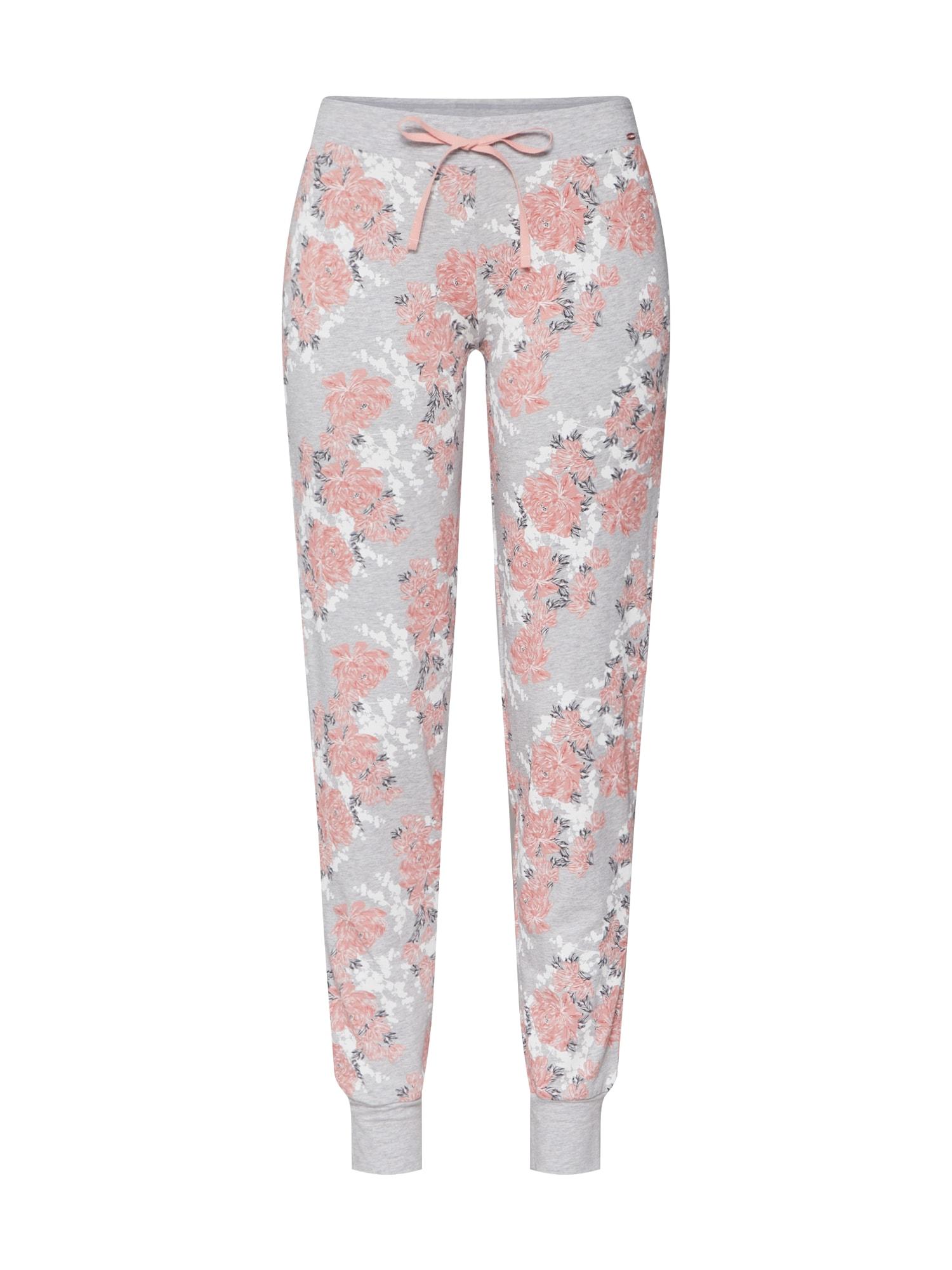 Skiny Pižaminės kelnės mišrios spalvos / rožių spalva
