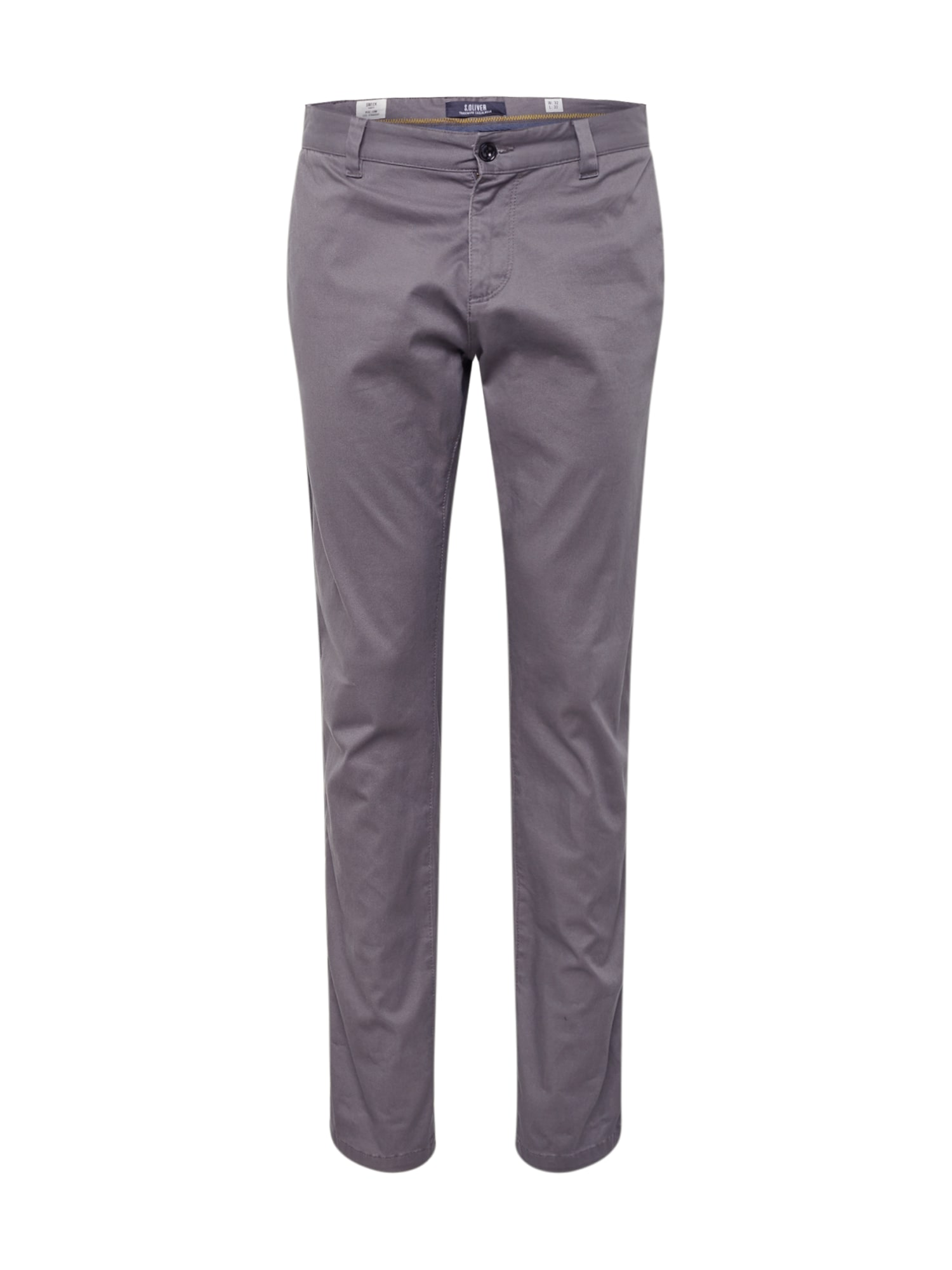 s.Oliver Chino nohavice  sivá