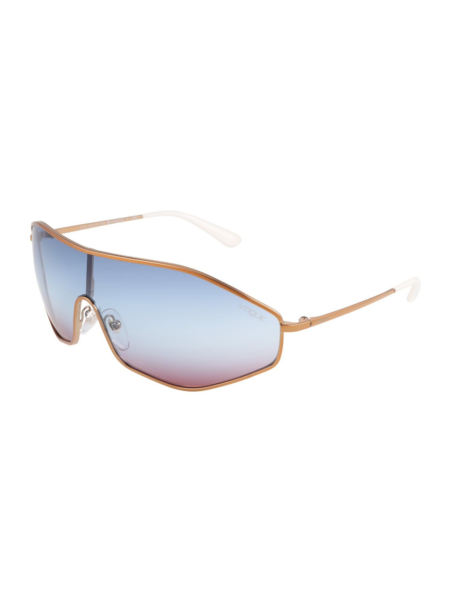 Sluneční brýle G-VISION růžově zlatá VOGUE Eyewear