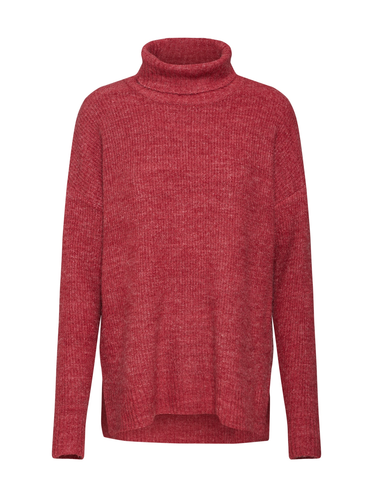 Svetr SESSIE ROLL NECK PULLOVER pink Sparkz