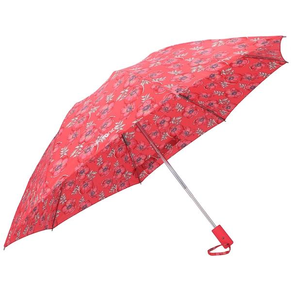 Regenschirme für Frauen - SAMSONITE Taschenschirm 'Up Way' mischfarben cranberry  - Onlineshop ABOUT YOU