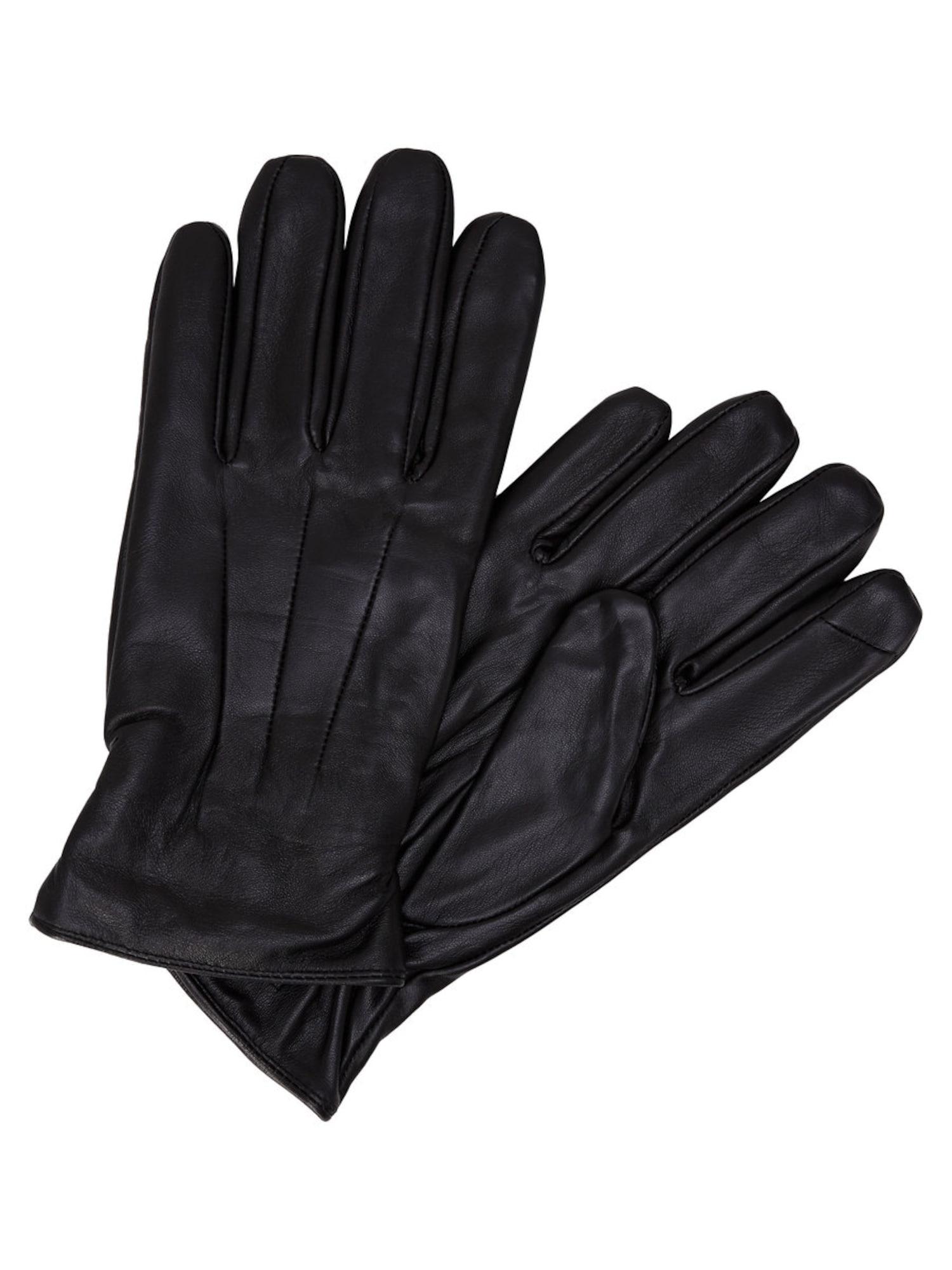 Handschuhe Leder | Accessoires > Handschuhe > Lederhandschuhe | jack & jones