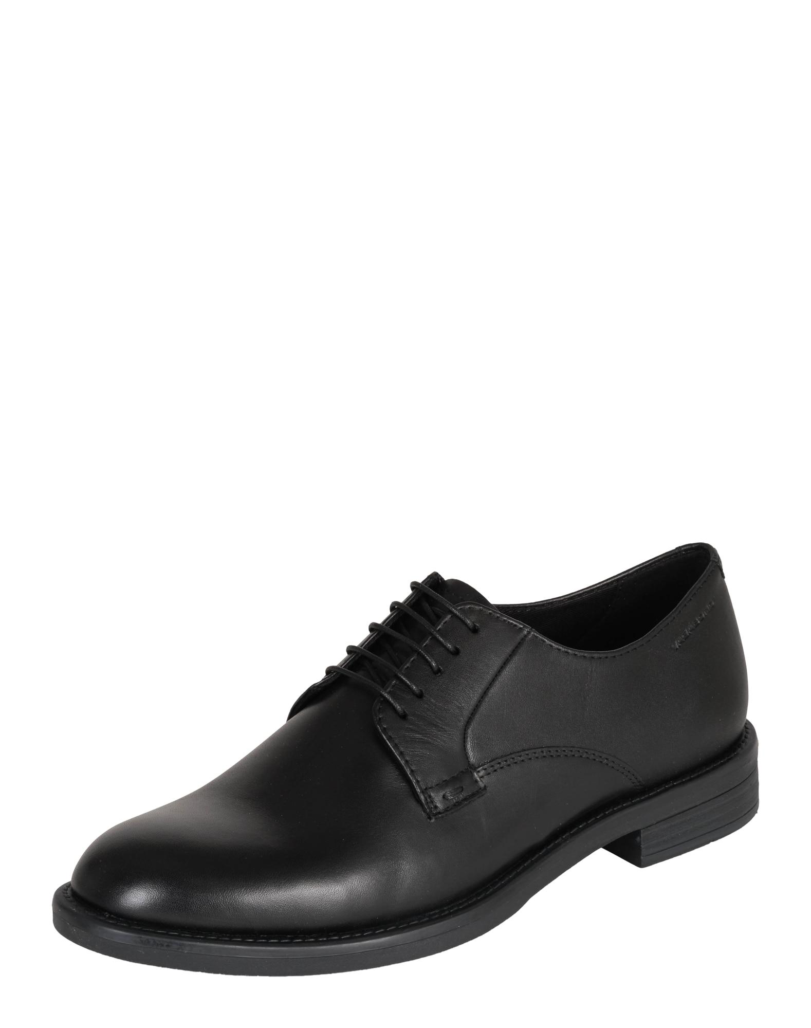 Šněrovací boty Amina černá VAGABOND SHOEMAKERS