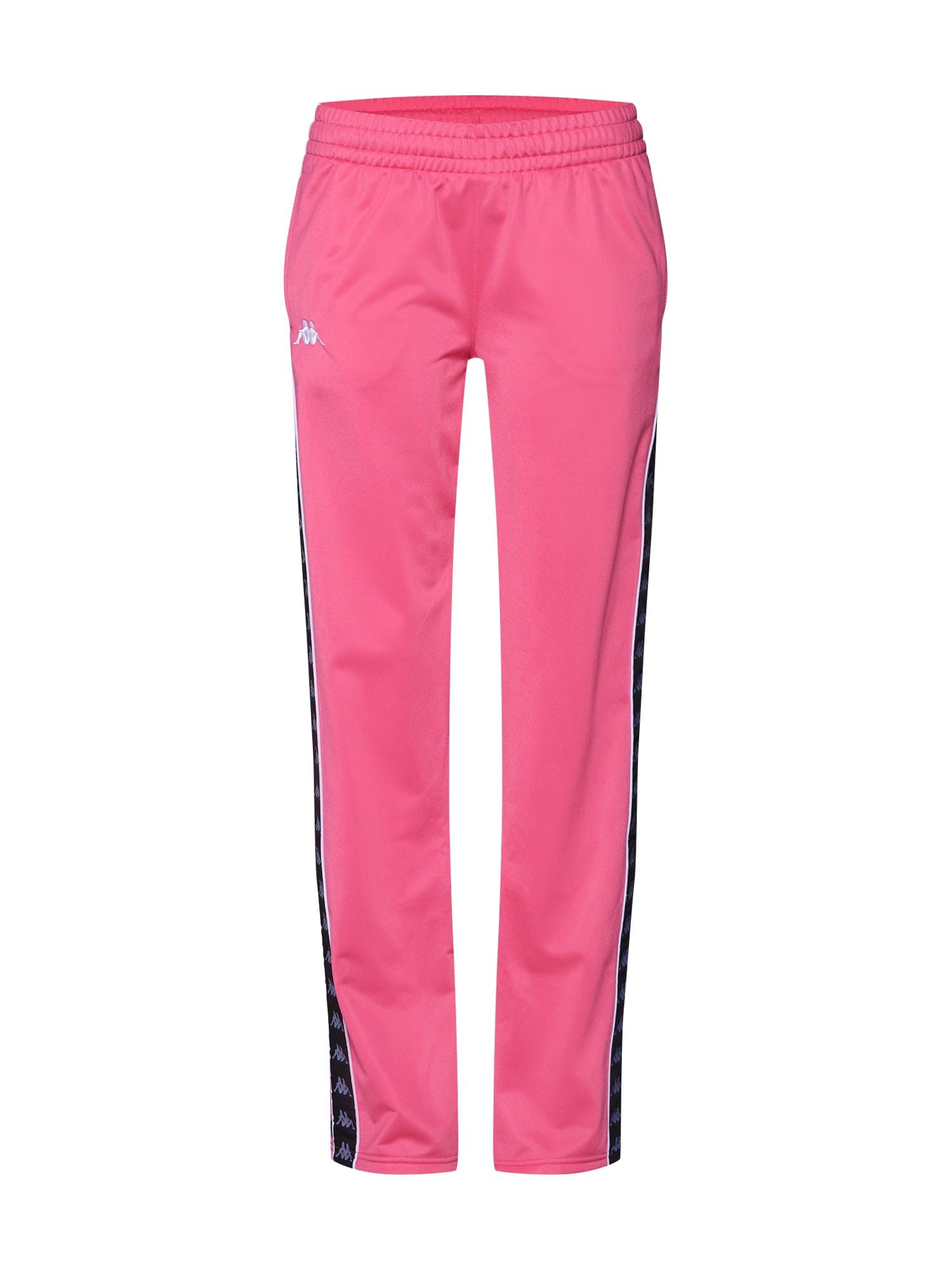 Kalhoty ELVIRA pink černá KAPPA