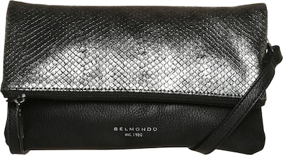 BELMONDO Clutch im Metallic-Look