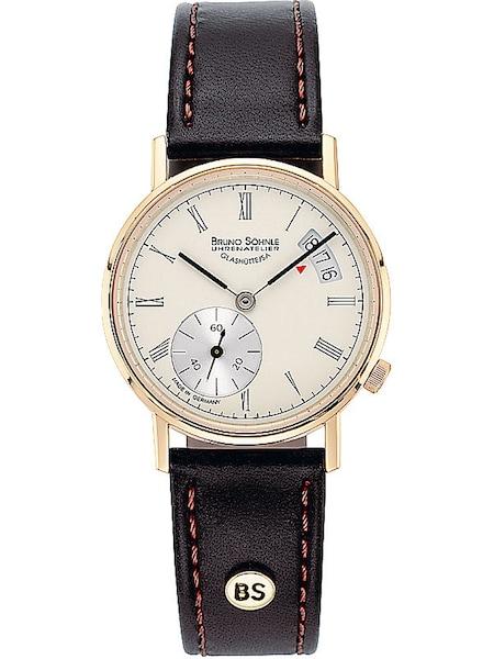 Uhren für Frauen - Bruno Söhnle Uhr 'Rondo 17 33066 131' kastanienbraun gold  - Onlineshop ABOUT YOU