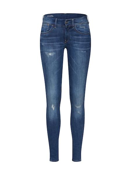 Hosen für Frauen - Jeans 'Lynn' › G Star Raw › blue denim  - Onlineshop ABOUT YOU