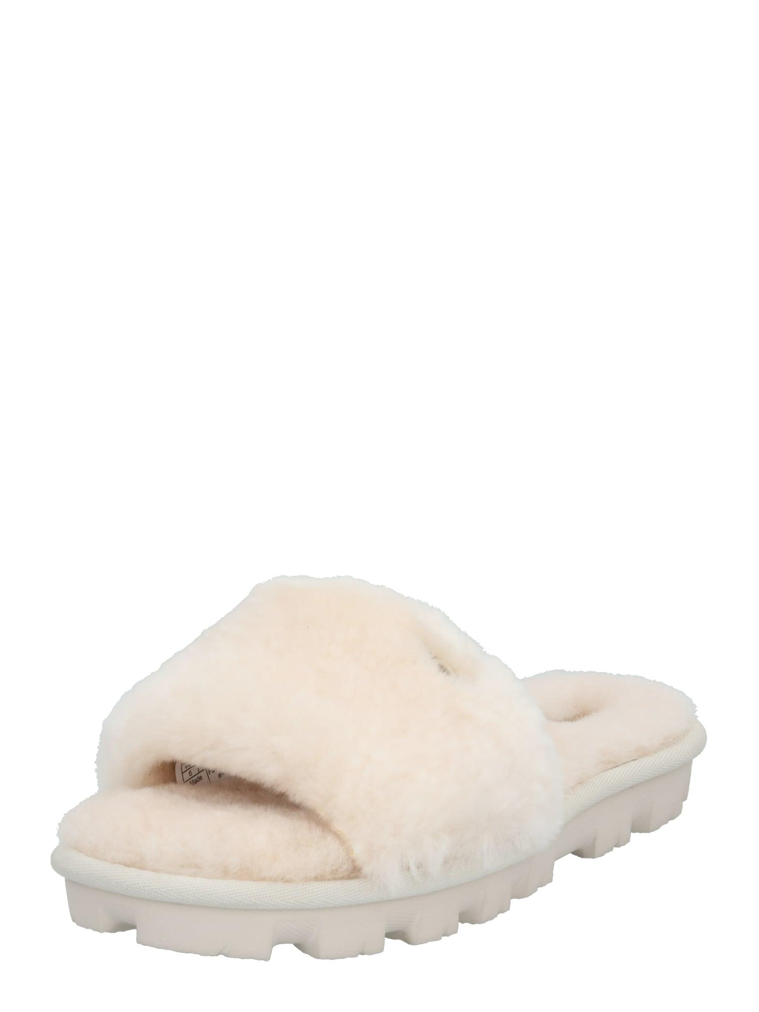 UGG Pantofle 'COZETTE'  béžová