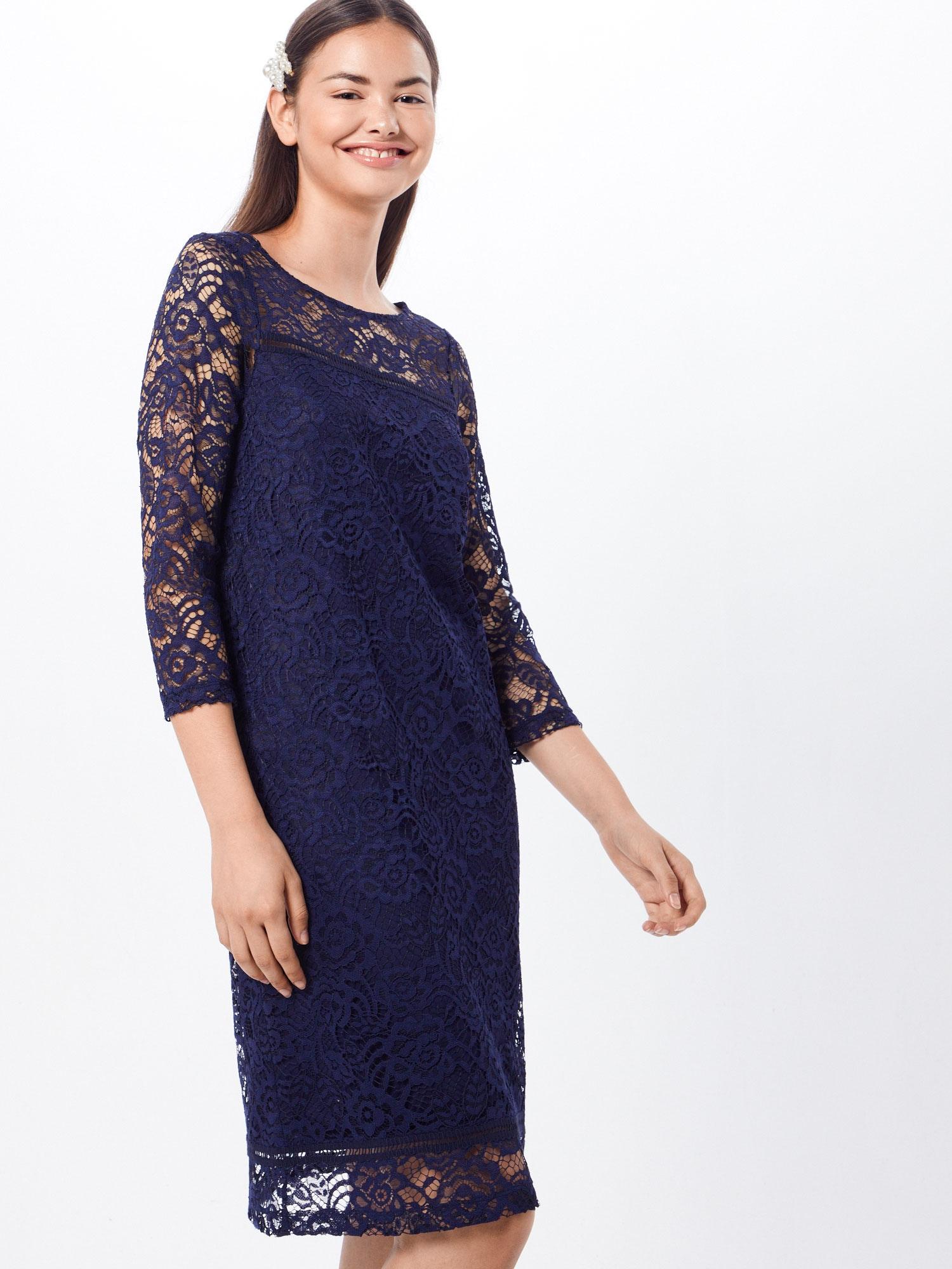 ABOUT YOU Cocktailklänning 'Emelie'  marinblå