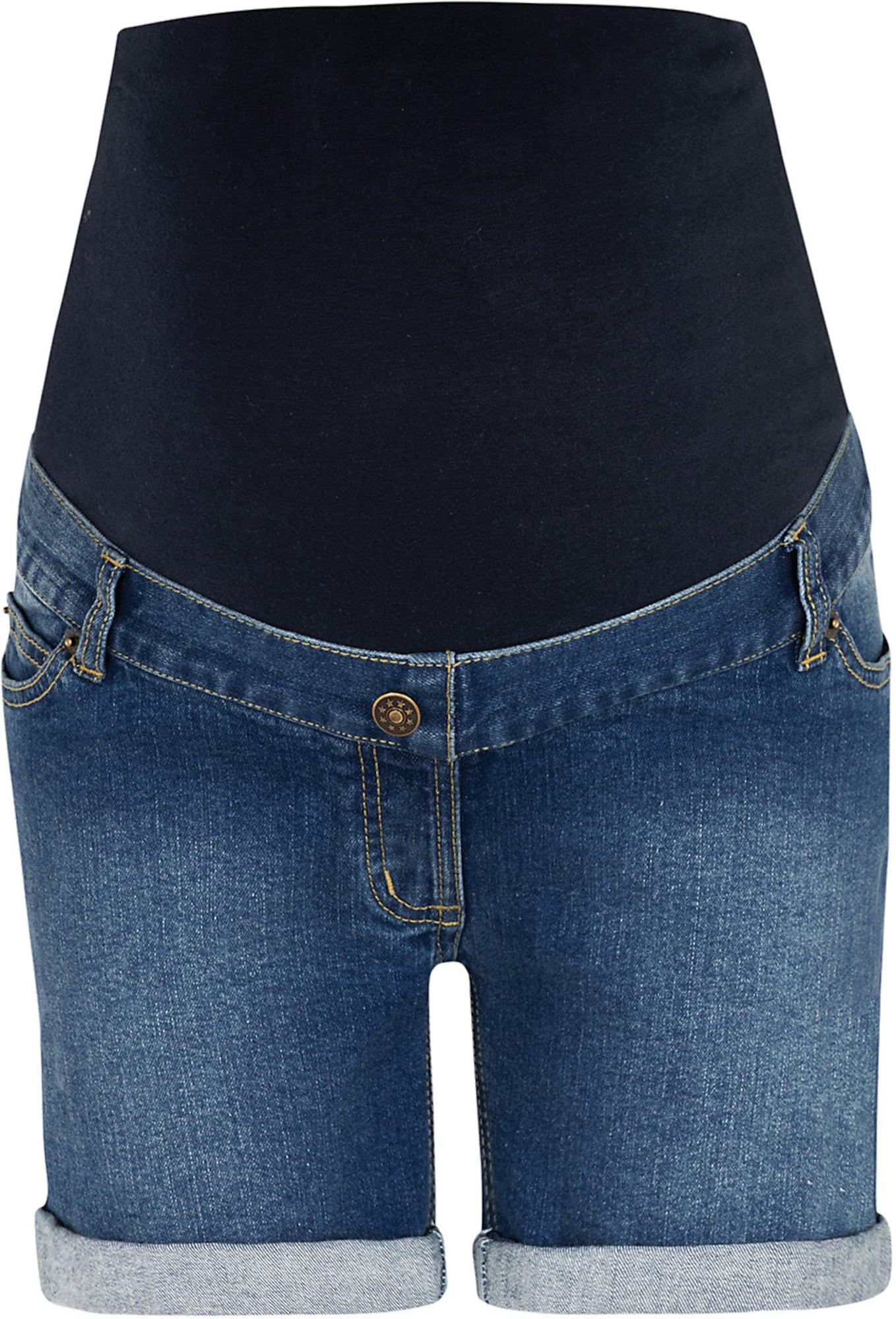 JoJo Maman Bébé Kelnės tamsiai (džinso) mėlyna
