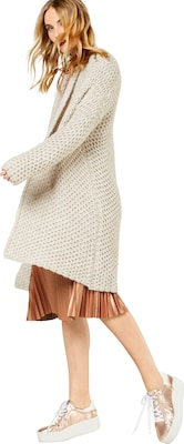 SET Lange Strickjacke