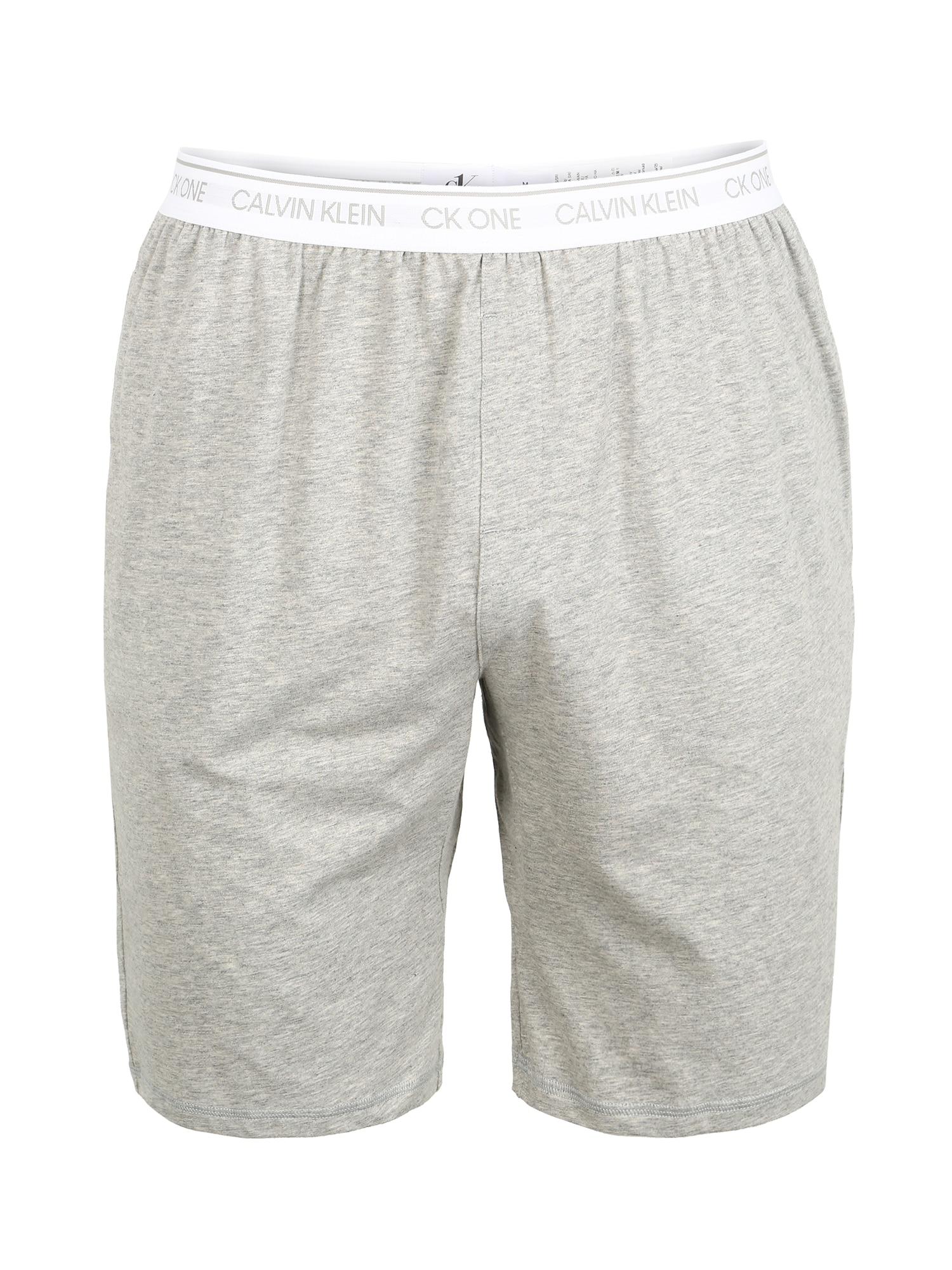 Calvin Klein Underwear Maudymosi šortai pilka