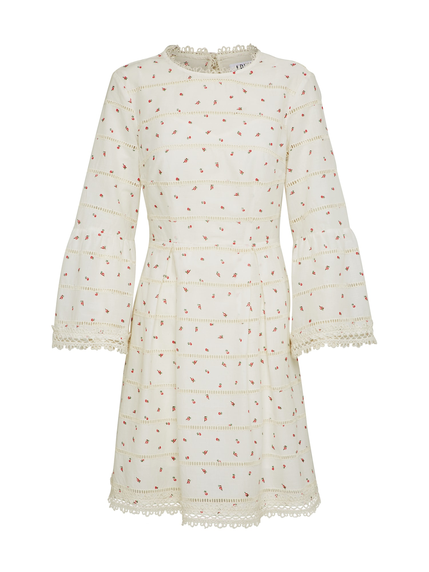 EDITED Kokteilinė suknelė 'Farida' balta