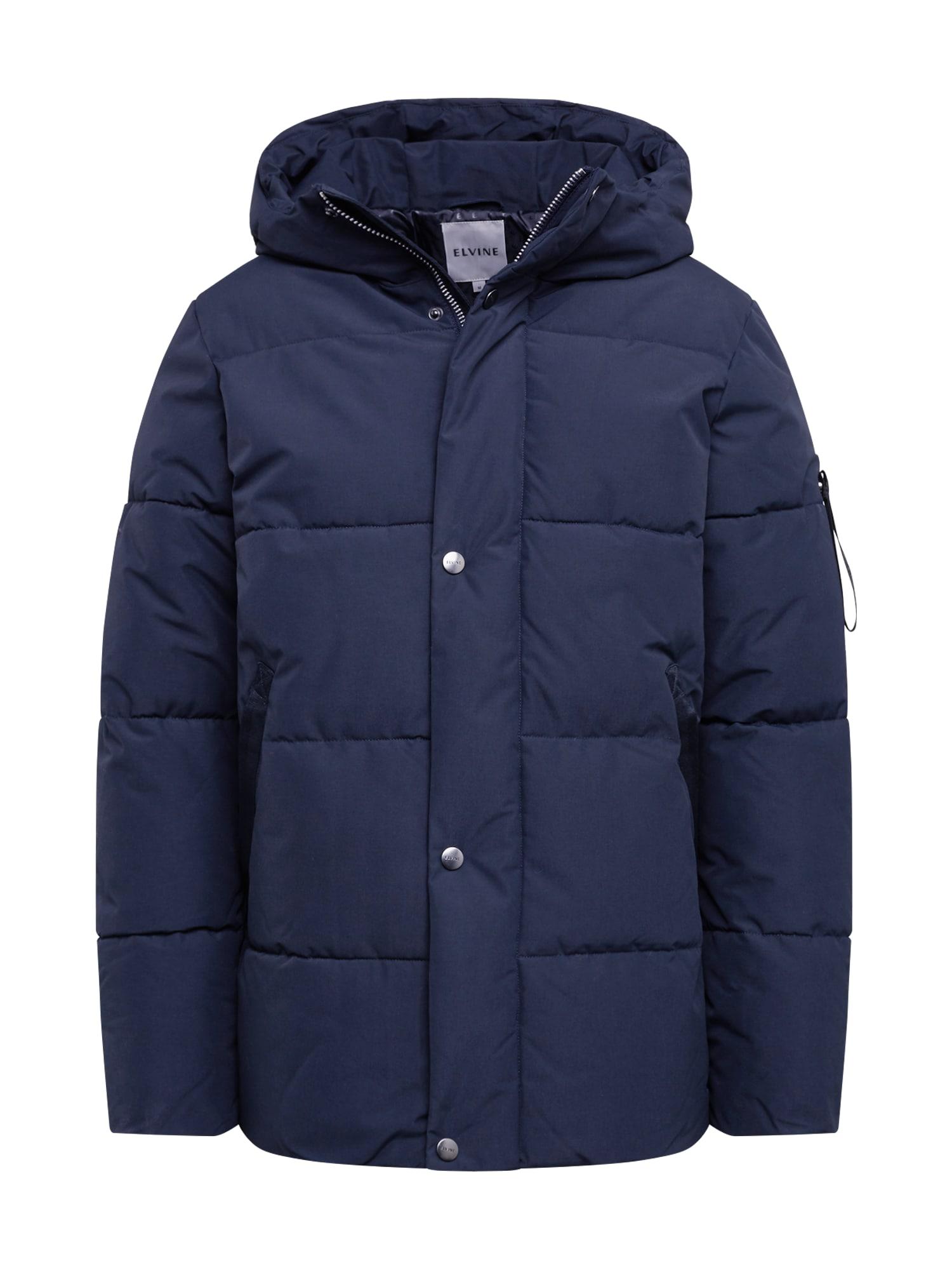 elvine Žieminė striukė 'Bror' tamsiai mėlyna
