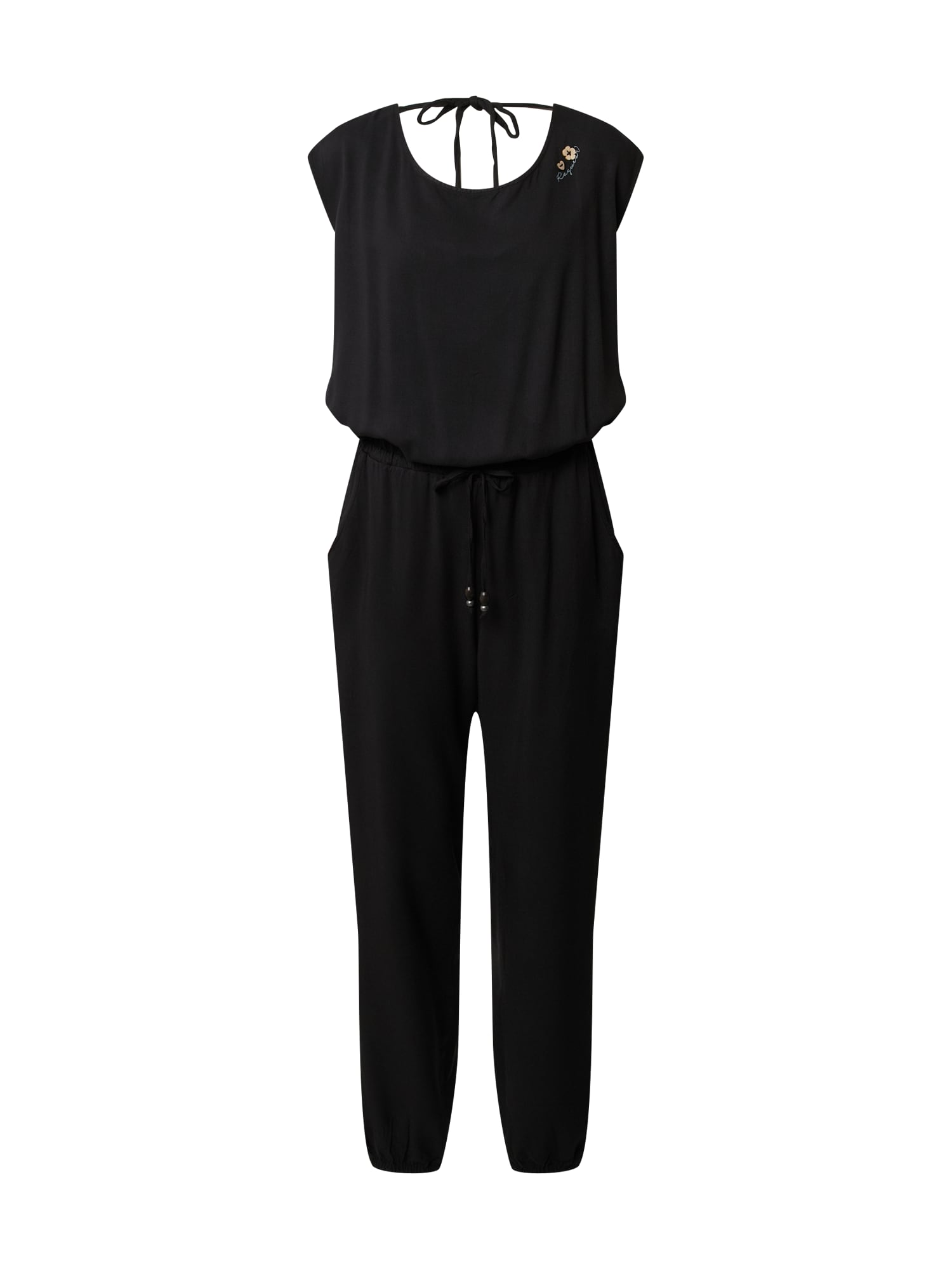 Ragwear Kombinezono tipo kostiumas 'Noveel W' juoda