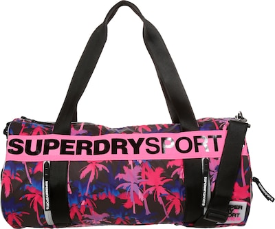 Superdry Sporttasche 'Super Sport Barrel Bag'