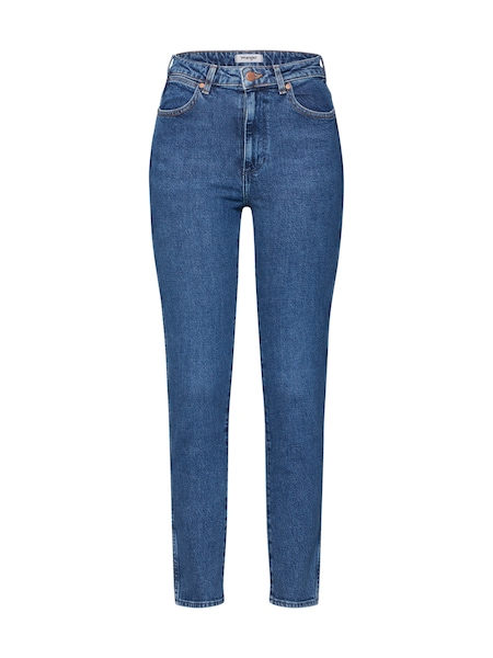 Hosen - Jeans 'RETRO' › Wrangler › blue denim  - Onlineshop ABOUT YOU