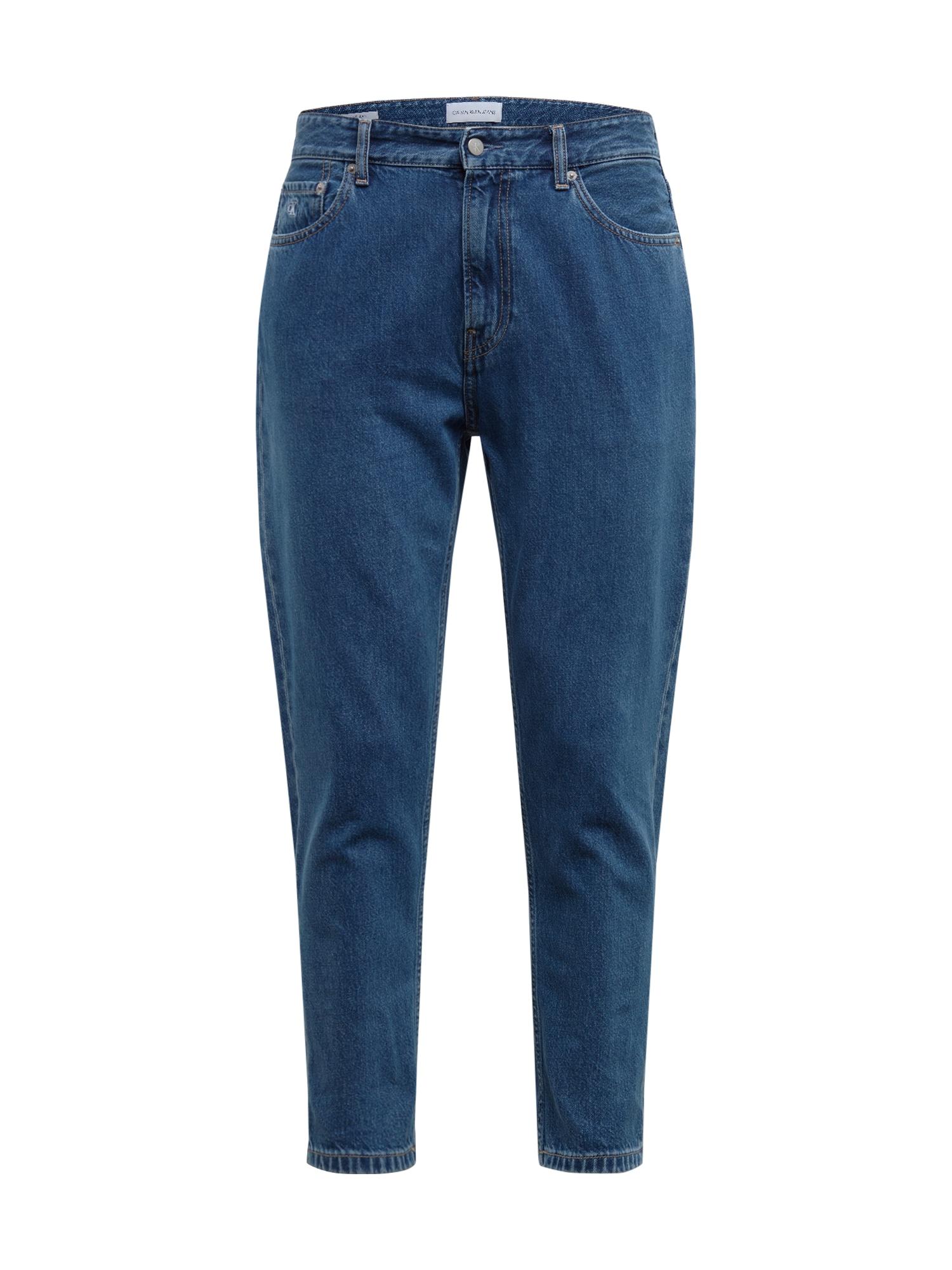 Calvin Klein Jeans Džinsai 'DAD JEAN' tamsiai (džinso) mėlyna