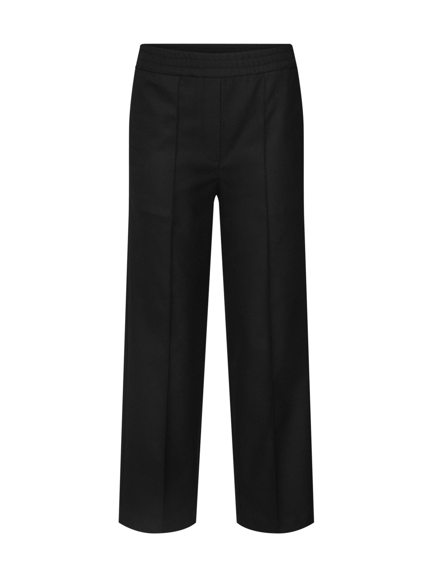 EDITED Kelnės su kantu 'Wyatt' juoda