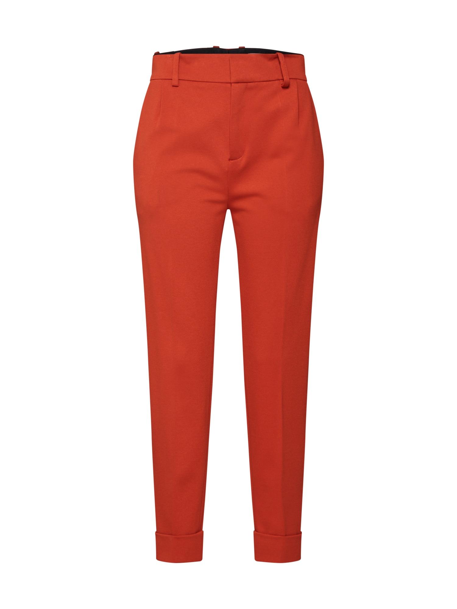 DRYKORN Chino stiliaus kelnės 'EMOM' oranžinė