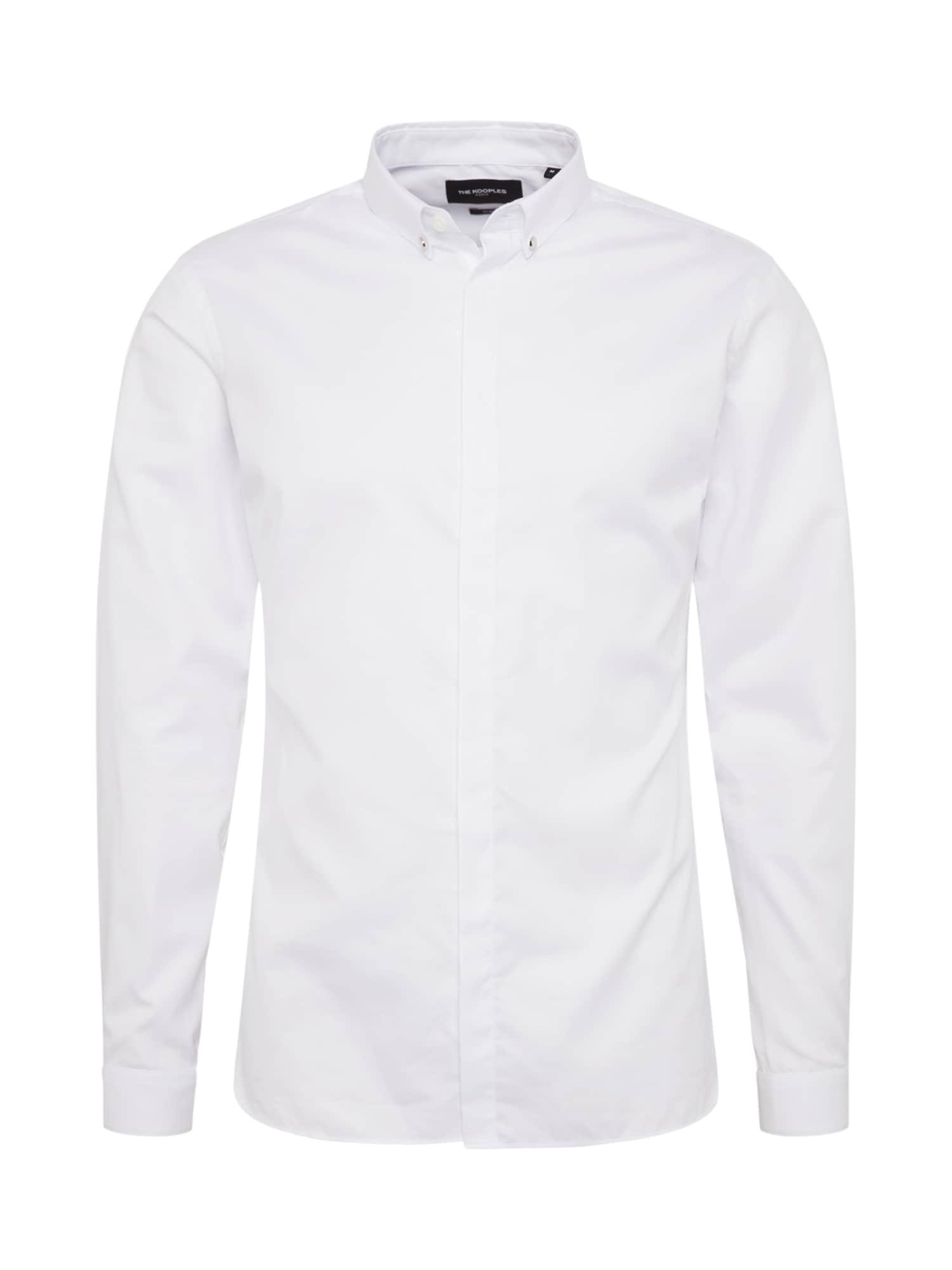 The Kooples Dalykinio stiliaus marškiniai