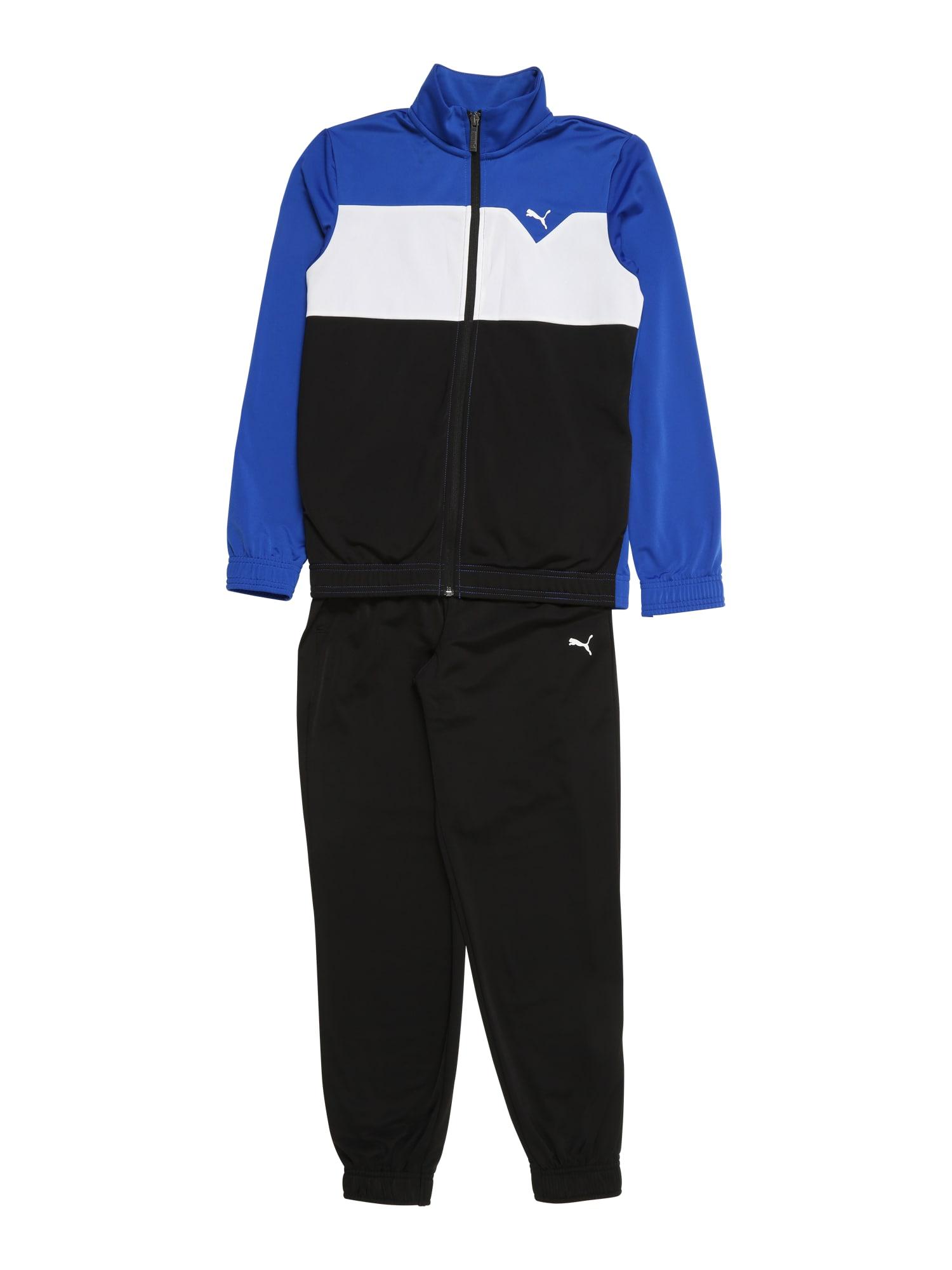 Tepláková souprava Tricot Suit I B modrá černá bílá PUMA