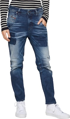 DIESEL 'Fayza' Jeans Tapered Fit 84BW