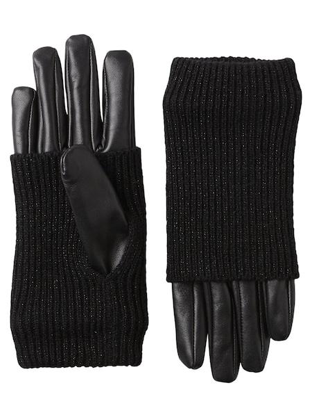 Handschuhe für Frauen - PIECES Handschuhe schwarz  - Onlineshop ABOUT YOU