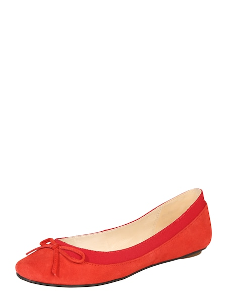 Ballerinas für Frauen - Ballerinas › Buffalo › rot  - Onlineshop ABOUT YOU
