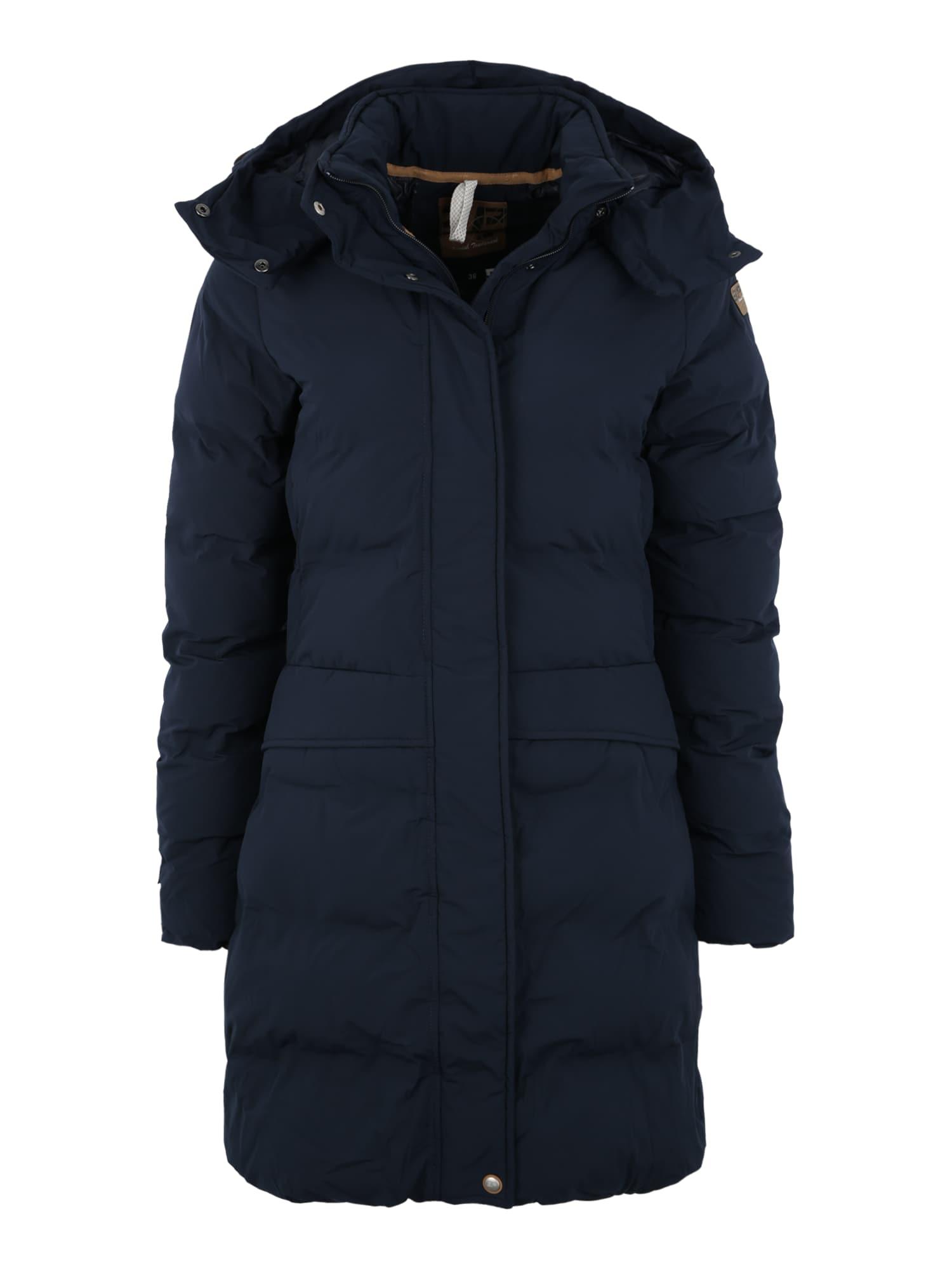 ICEPEAK Striukė-paltas tamsiai mėlyna