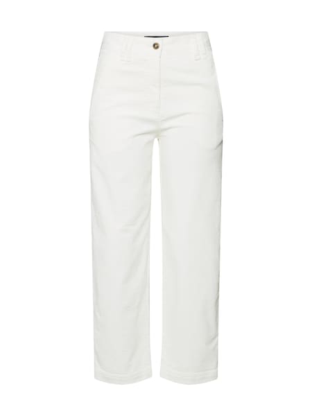 Hosen - Hose 'Nevre Casual' › Marc O'Polo › weiß  - Onlineshop ABOUT YOU