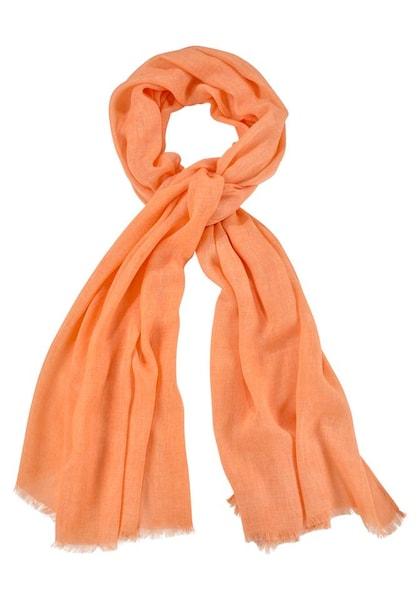 Schals für Frauen - J. Jayz Modeschal orange  - Onlineshop ABOUT YOU