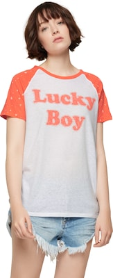 ZOE KARSSEN Shirt 'Lucky Boy'