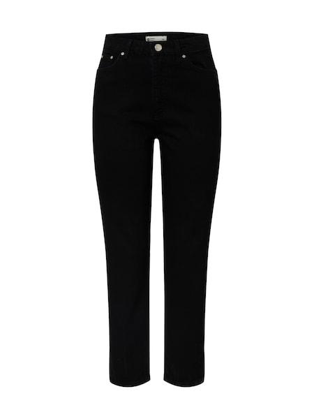 Hosen - Jeans 'Dagny' › Gina Tricot › black denim  - Onlineshop ABOUT YOU