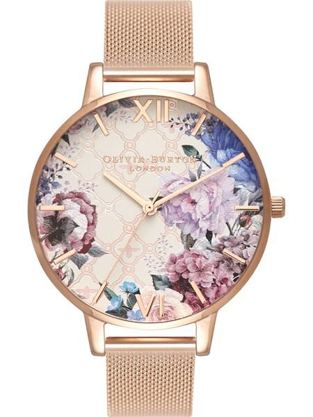 Uhren für Frauen - Damenuhr 'OB16EG86' › Olivia Burton › bronze  - Onlineshop ABOUT YOU