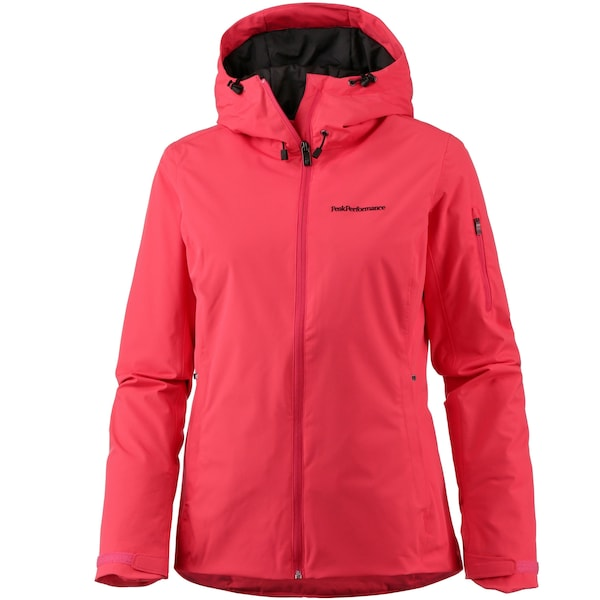 Jacken für Frauen - PEAK PERFORMANCE Jacke cranberry schwarz  - Onlineshop ABOUT YOU