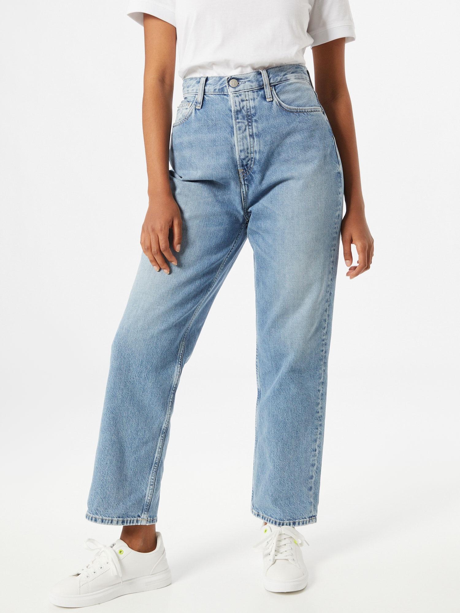 Calvin Klein Jeans Jeans 'Dad'  blå denim