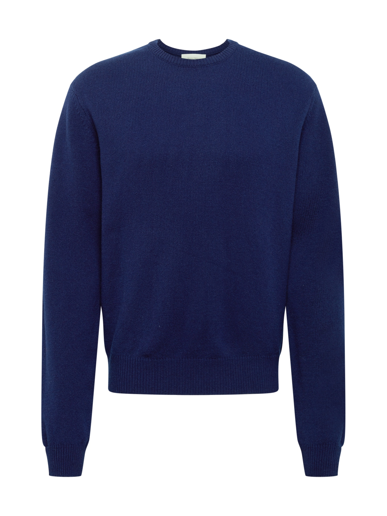 AMERICAN VINTAGE Megztinis 'SOULABAY' tamsiai mėlyna