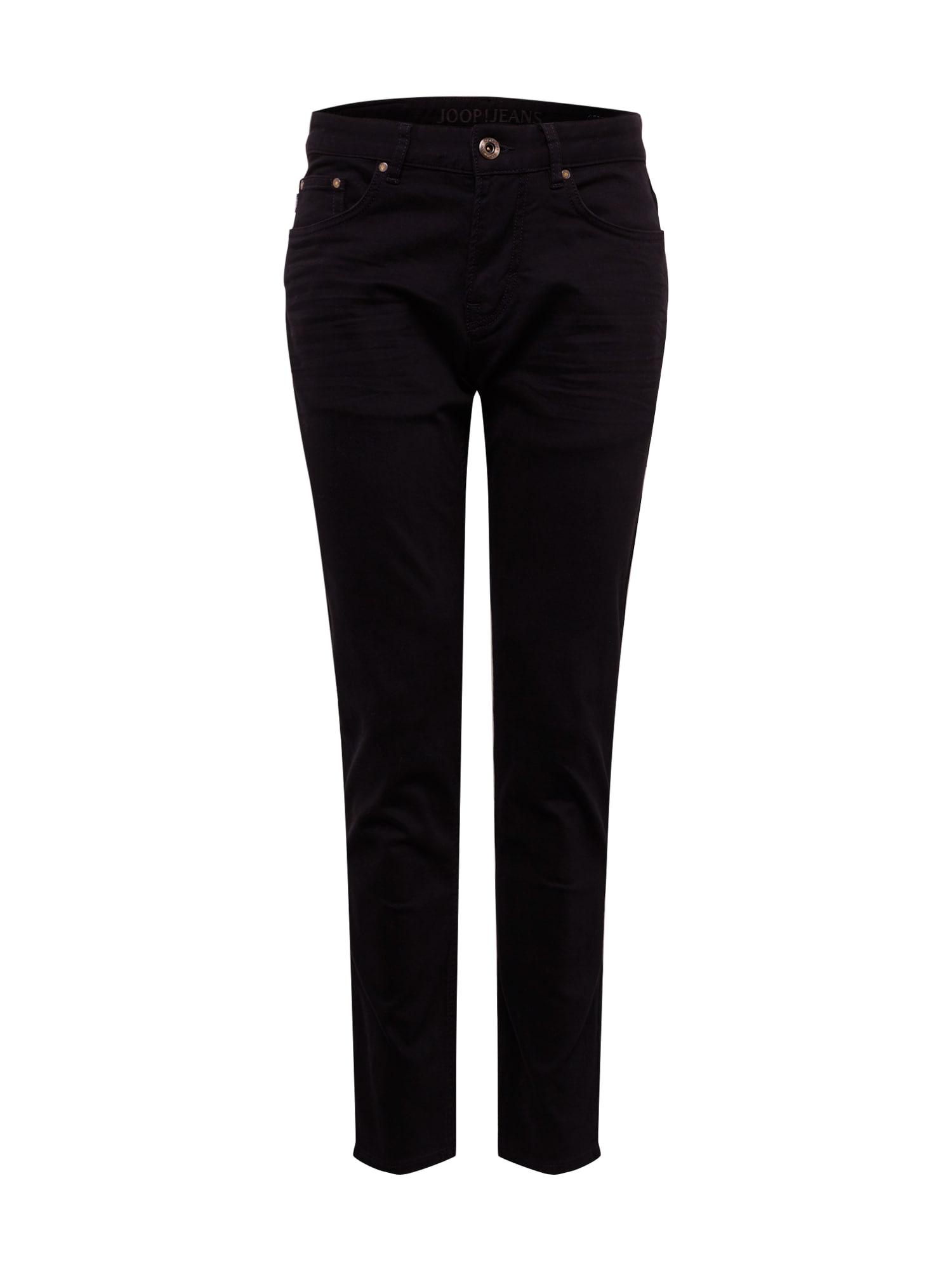 JOOP! Jeans Džinsai 'Mitch' juodo džinso spalva