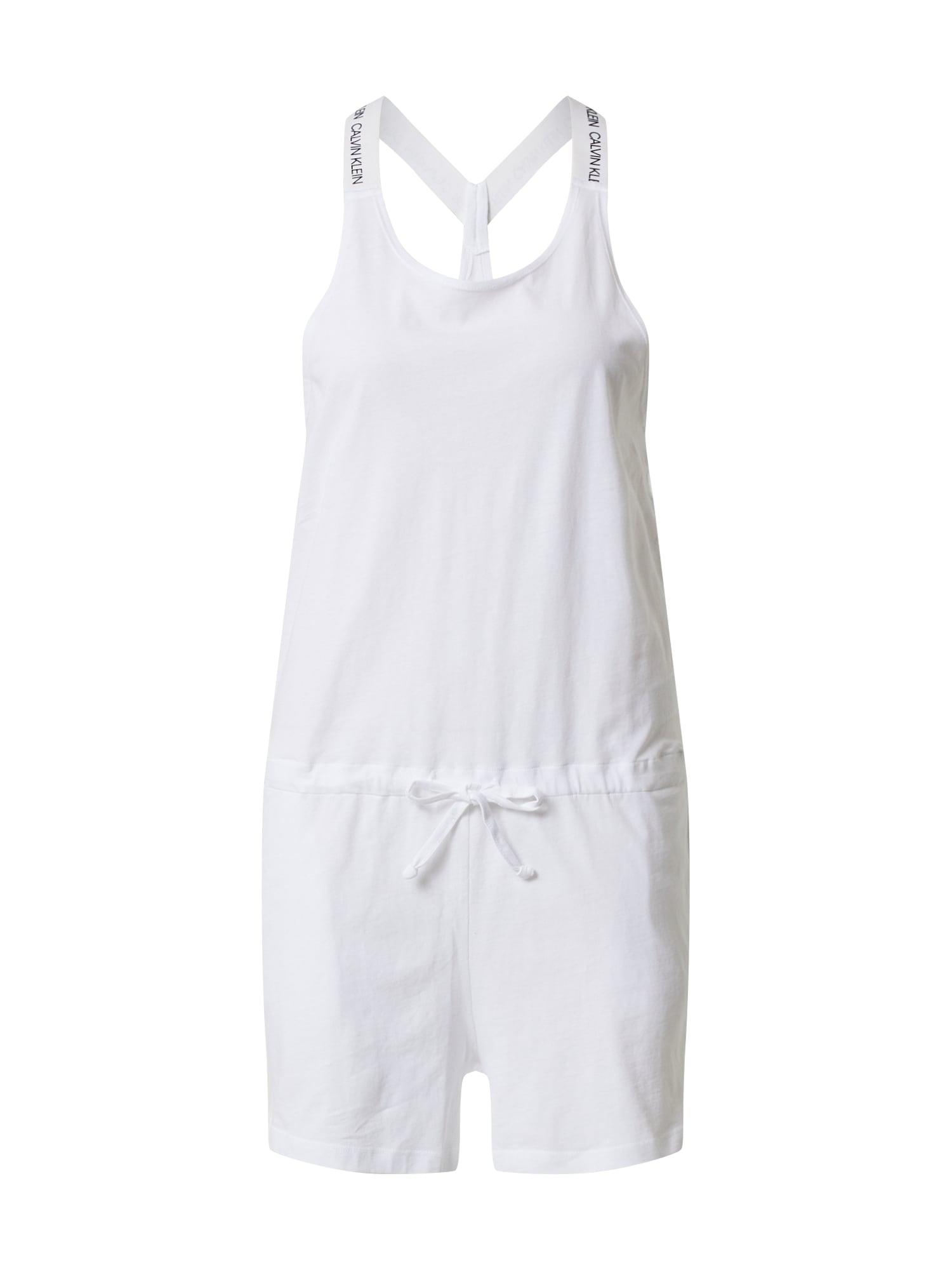 Calvin Klein Swimwear Pižama balta