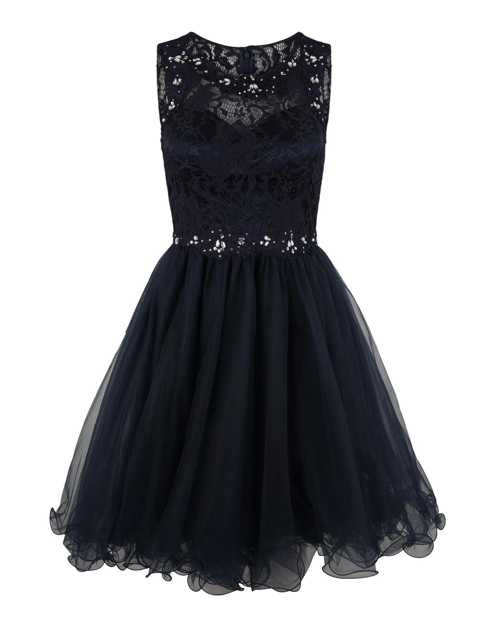 Laona Kokteilinė suknelė tamsiai mėlyna