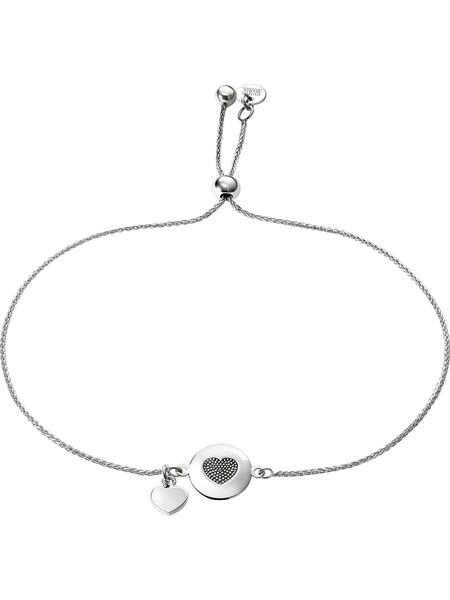 Armbaender für Frauen - Guido Maria Kretschmer Armband silber  - Onlineshop ABOUT YOU