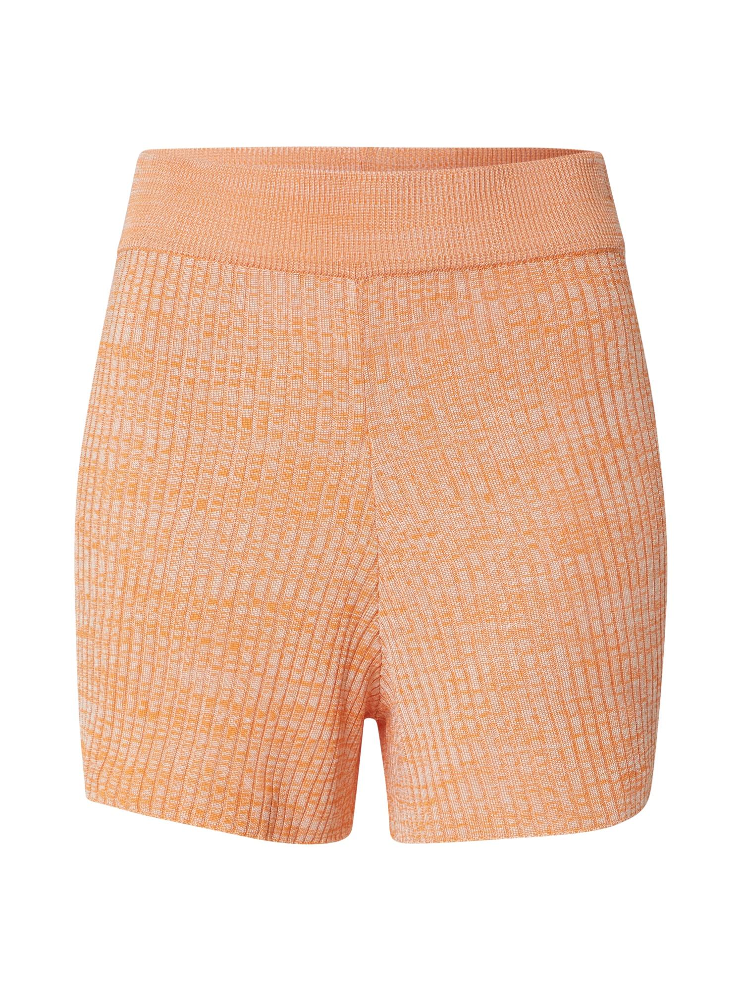 EDITED Kelnės 'Yadira' oranžinė / smėlio