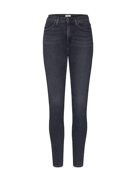 Hosen - Skinny Jeans 'High Rise' › Wrangler › schwarz  - Onlineshop ABOUT YOU