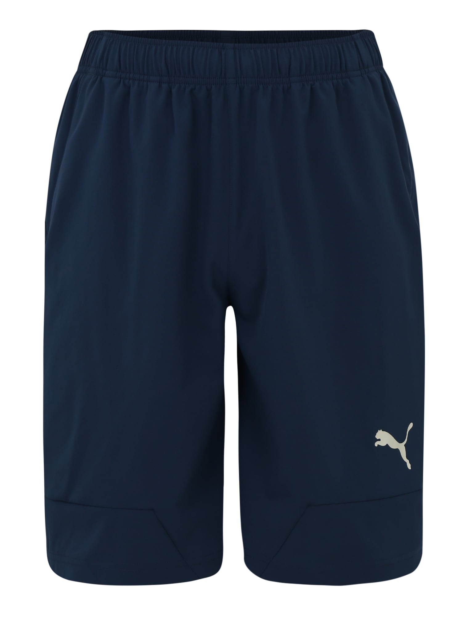 PUMA Sportinės kelnės 'RTG Woven 10`' tamsiai mėlyna