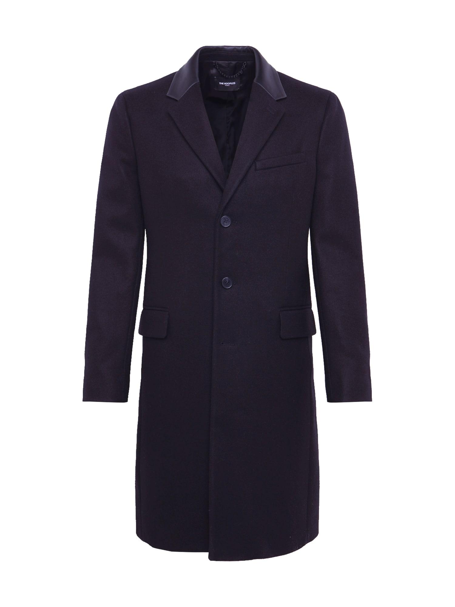 The Kooples Rudeninis-žieminis paltas 'MANTEAU' juoda