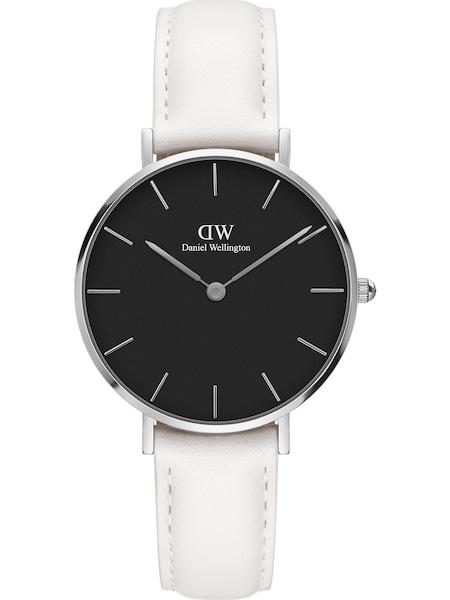 Uhren für Frauen - Daniel Wellington Uhr 'Petite 32 Bondi DW00100284' schwarz weiß  - Onlineshop ABOUT YOU